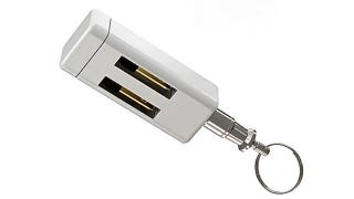 Illustration for article titled The World's Smallest iPhone Charger Skips The Cables Altogether
