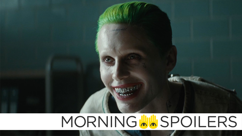 The Joker origin movie in development