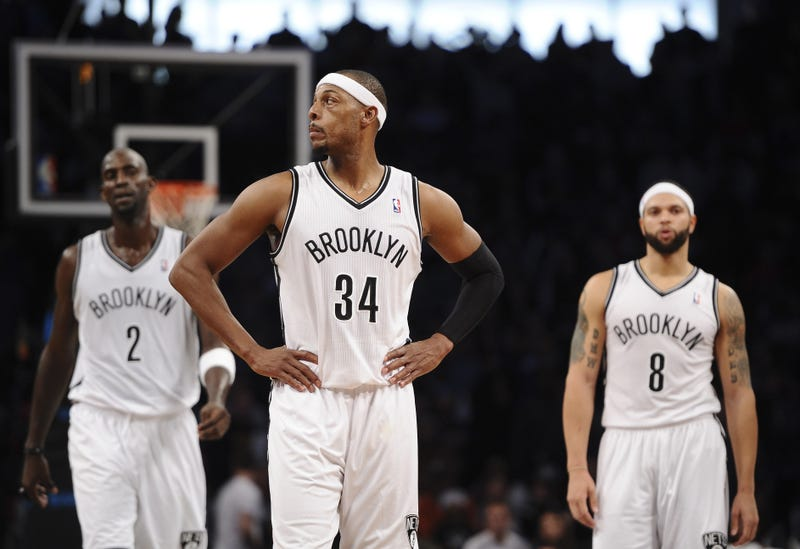 Illustration for article titled The Nets Are Very Old, But Their Defense Is Next Level