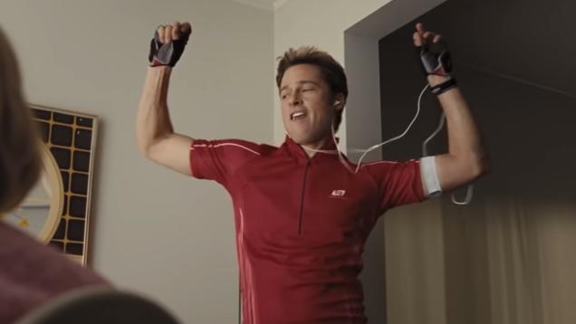 "Brad Pitt's playing a hitman named ""Ladybug"" in Sony's Speed-like thriller Bullet Train"