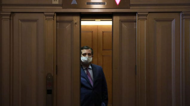 Sen. Ted Cruz Says Allowing Iranian Leaders to Have Twitter Accounts Is Possibly Criminal