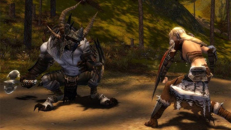 Guild Wars Gets An Update For Its 14th Birthday