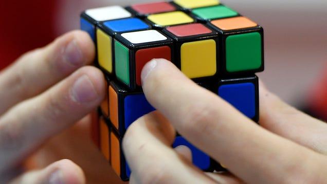 Self-Taught AI Masters Rubik's