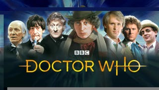 Illustration for article titled In Case You Missed the io9 or Giz Article, Twitch Is Streaming a 500+ Episode Classic Doctor Who Marathon