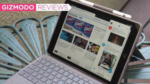 Logitech's iPad Keyboard Is the Magic Keyboard for Everyone Else
