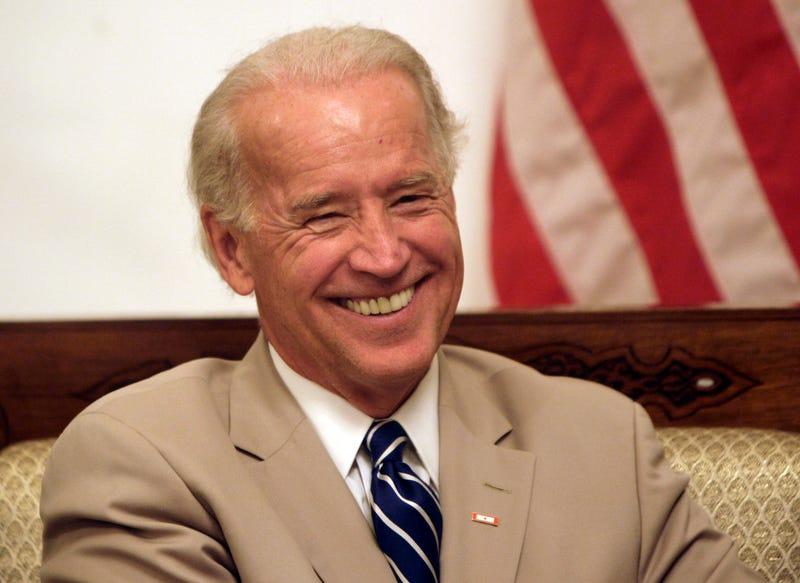 Vice President Joe Biden in 2009 Khalid Mohammed-Pool/Getty Images