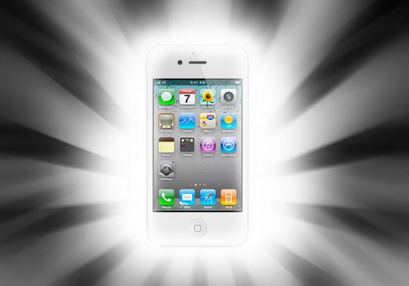 Illustration for article titled Unconfirmed: White iPhone Delay Caused By Light Leakage