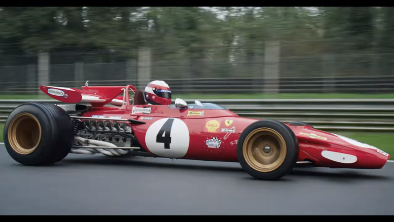 Illustration for article titled Documentary of the Ferrari 312B is Showing Today in Canada