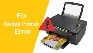 Illustration for article titled How to Fix Kodak Printer Problems?