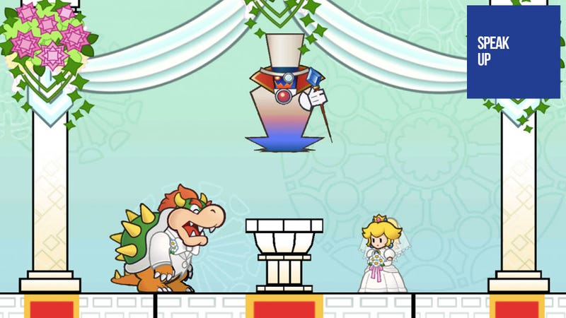 Illustration for article titled What Video Game Music Goes Good With a Wedding Celebration?