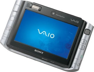 Illustration for article titled Sony Gives its Super-Mini Vaio U Series an Upgrade