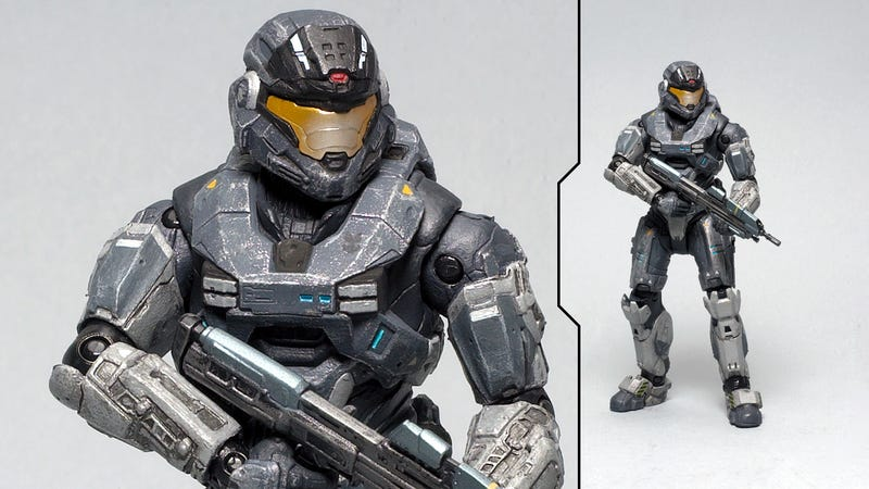 Illustration for article titled The Action Figures Of Halo: Reach