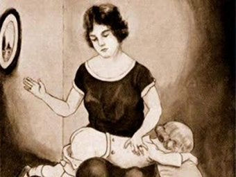 "Illustration for article titled Is America Ready For A ""Spanking Ban?"""