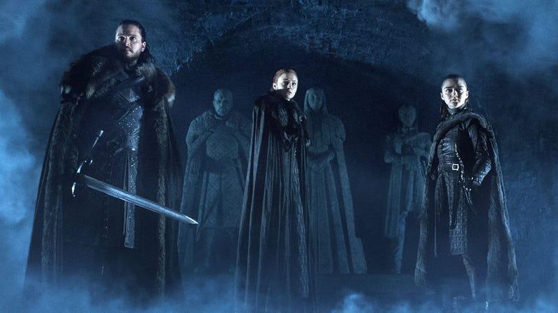 Cuánto duran los episodios de la temporada 8 de Juego de Tronos