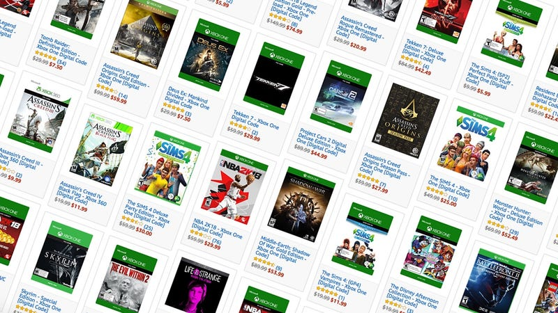 Xbox Digital Games Sale | Amazon