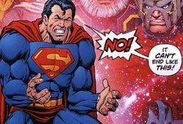 Illustration for article titled DC Comics Heading for Major Shake-Up?