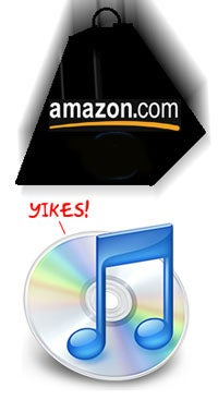Illustration for article titled Amazon MP3 Service Going Global; Epic iTunes Battle on the Horizon