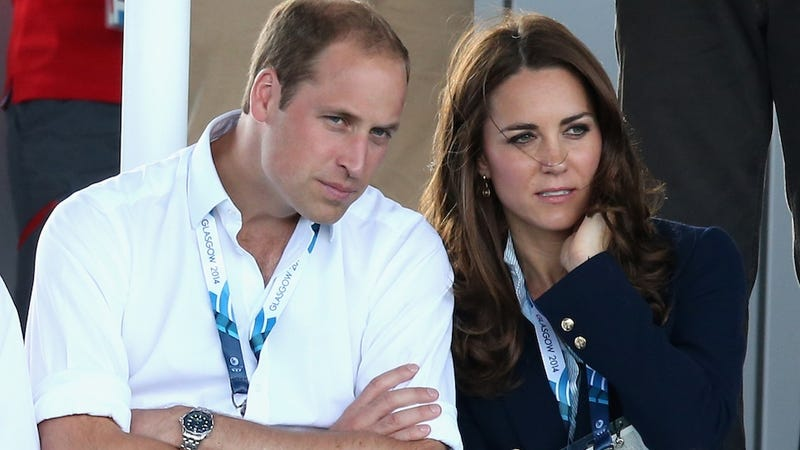 Illustration for article titled Synchronize Your Watches: Royal Baby No. 2 is Due in April