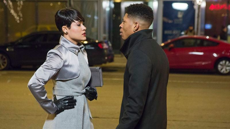 Grace Gealey, Bryshere Y. Gray