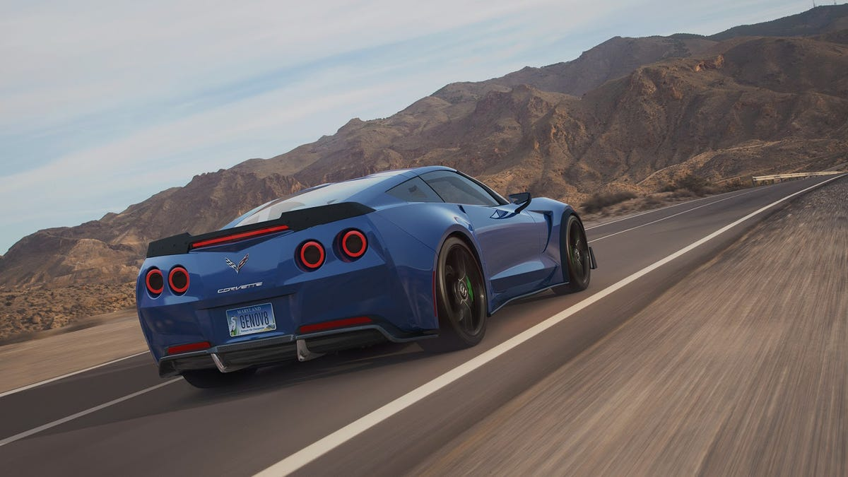 Meet The Mad Scientists Just Getting Started With 209 Mph Electric Corvettes