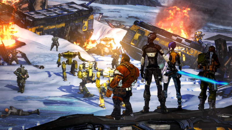 Illustration for article titled A Mysterious Borderlands 2 Side-Project, The Future of Contra and Other Gaming Secrets