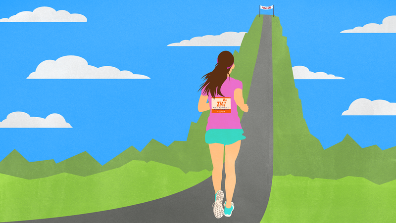 Illustration for article titled How to Know If You're Ready to Start Training for a Marathon