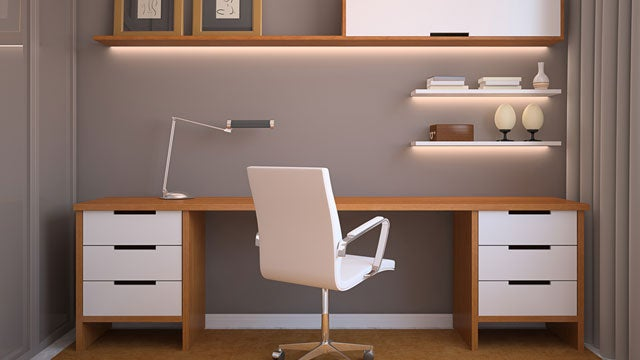 A cluttered unorganized desk can sap your energy and make you less productive. To get more out of your workspace check out the in-depth guide to setting ... & The Best Way to Set Up and Organize Your Desk