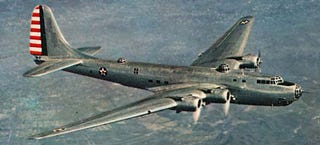 Illustration for article titled America's Real WWII Flying Fortress Was The Massive Douglas XB-19