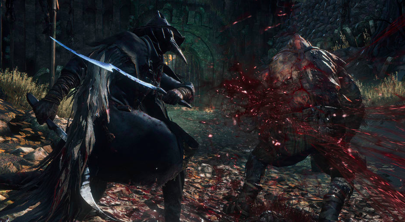 Illustration for article titled Fan Theory: You're Drinking Menstrual Blood In Bloodborne