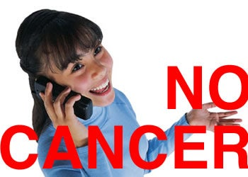Illustration for article titled Cell Phones Will Not Give You Brain Tumors