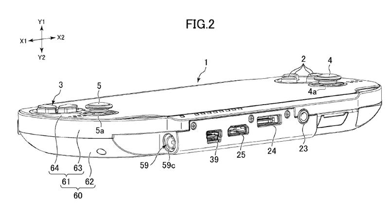Illustration for article titled Patent Application Points to New PS Vita with HDMI and USB [Update]