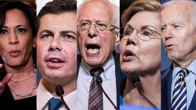 What to Expect From Round Two of the Democratic Presidential Debates