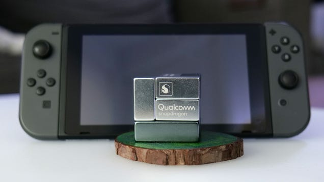 The Curious Case of Qualcomm s Rumored Nintendo Switch Clone