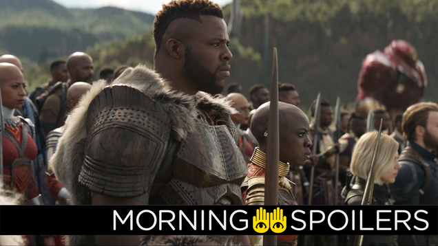 Updates From Black Panther: Wakanda Forever, Black Adam, and More