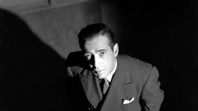 Illustration for article titled Humphrey Bogart