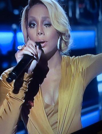 Tamar Braxton at the 2015 BET AwardsTwitter