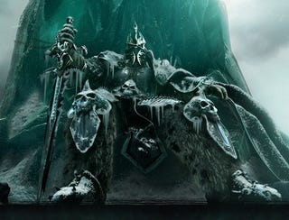 Illustration for article titled Wrath of the Lich King Officially Dated, Priced; Collector's Edition Detailed