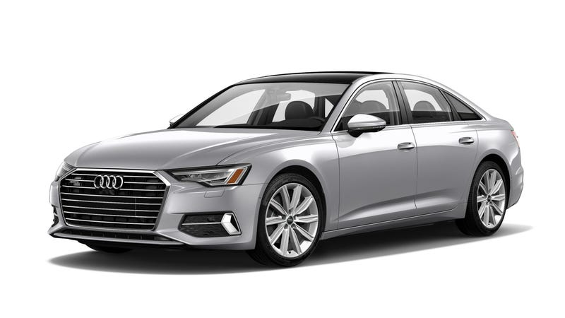 Illustration for article titled It's Going to Be a Lot Easier to Buy a 2019 Audi A6