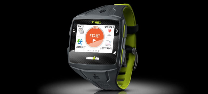 Illustration for article titled Timex's New Ironman Smartwatch Lets You Leave Your Phone At Home