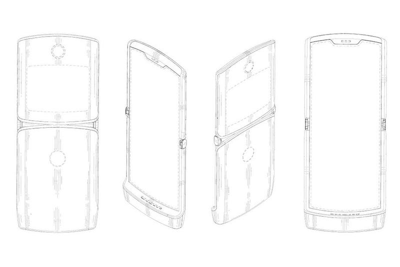 Illustration for article titled Parece que el icónico Motorola RAZR regresará una década después como teléfono plegable