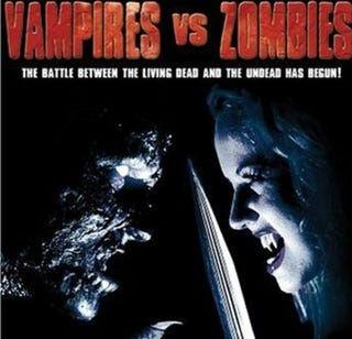 Illustration for article titled Who's more posthuman: Zombies or Vampires?