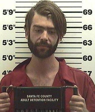 Christian EnglanderSante Fe County Detention