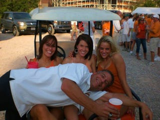 Illustration for article titled UT Hostesses Now Recruiting Bruce Pearl