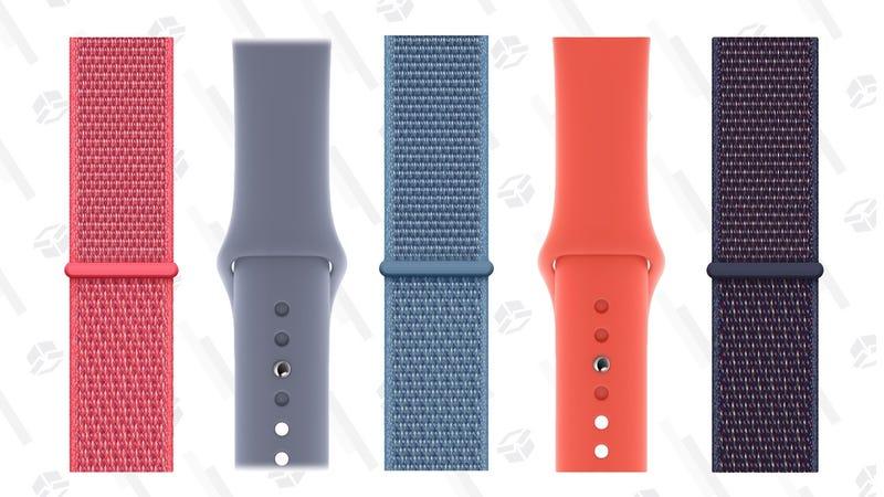 44mm/42mm Apple Watch Sport Loop | $25 | Walmart44mm/42mm Apple Watch Sport Band | $25 | Walmart