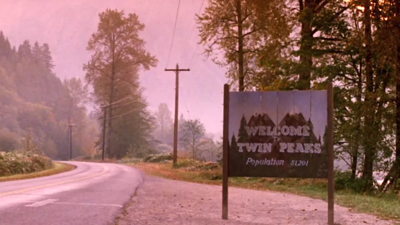 Welcome to Twin Peaks.