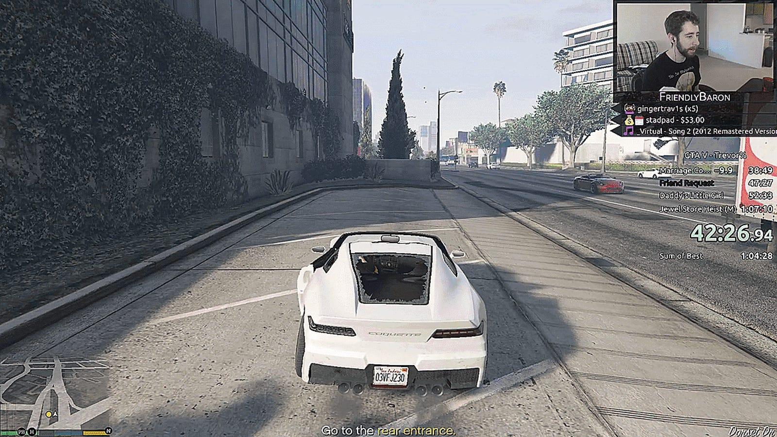 GTA V Exploit Let Hackers Kill Players In Single-Player