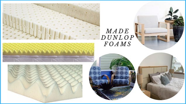 Illustration for article titled How Can You Make the Best Use of Australian Made Dunlop Foams in Sydney?