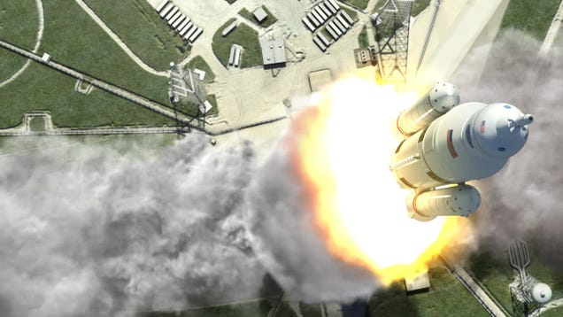 Covid-19 Means NASA s Moon Mission Might Have to Wait