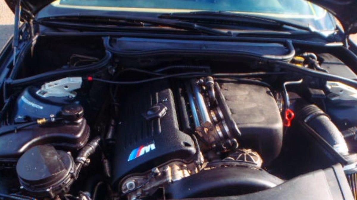 325ci engine swap
