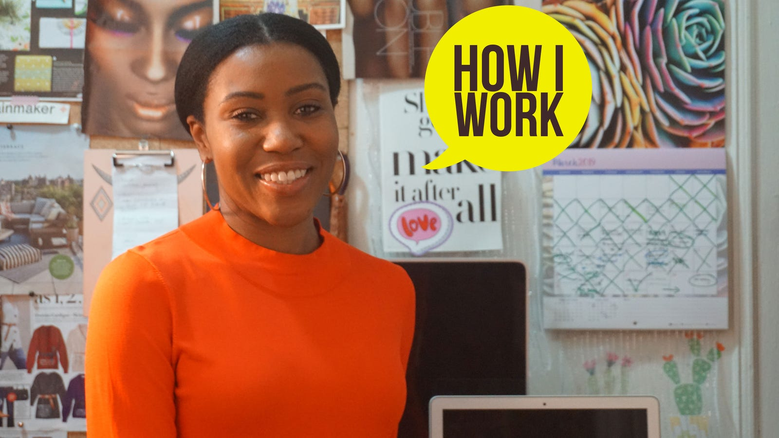 QnA VBage I'm Sirita Wright, Cannabis Media Entrepreneur, and This Is How I Work
